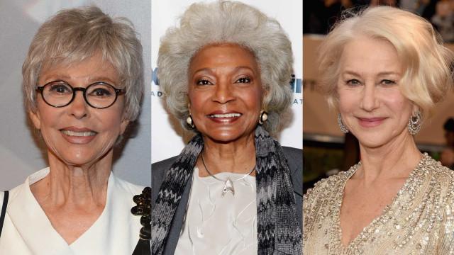 Têm mais de 70 anos e são lindas! Eis as mais belas atrizes de Hollywood