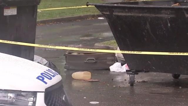 EUA: Corpo de mulher encontrado dentro de mala deixada perto do lixo