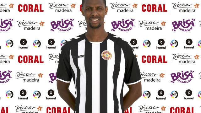 Ibrahim Alhassan é reforço do Nacional depois de anunciado pelo Marítimo