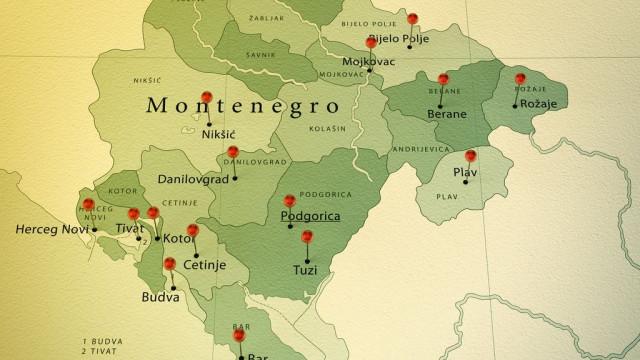Governo de Montenegro reage à descrição feita por Donald Trump