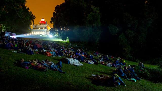 Agosto com cinema ao ar livre nos parques e monumentos de Sintra