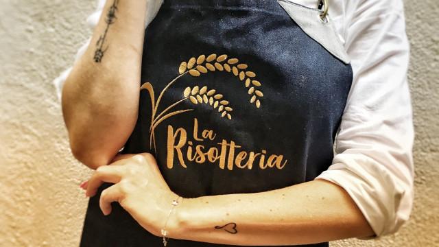 Já abriu a primeira Risotteria em Portugal, venha conhecer