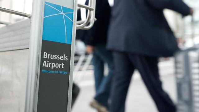 Tráfego aéreo interrompido na Bélgica após falha informática