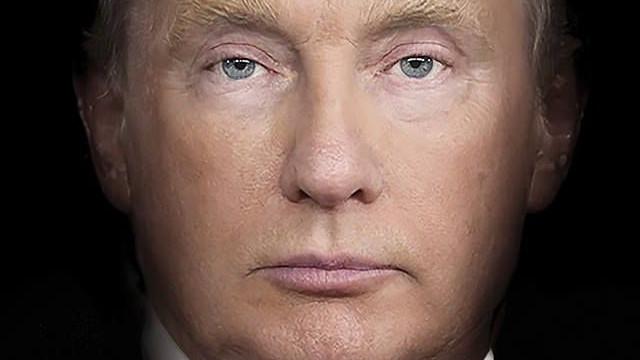 Nova capa da Time faz fusão com cara de Putin e Trump