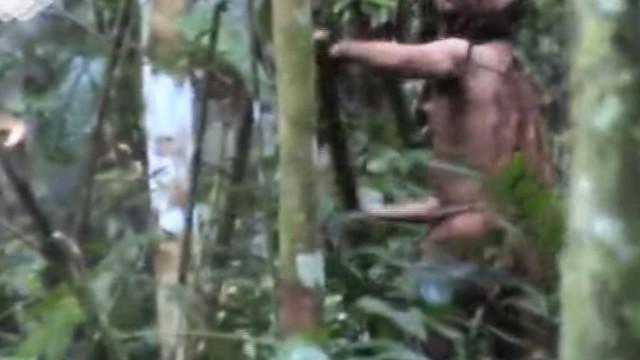 Revelado vídeo de último sobrevivente de tribo indígena isolada
