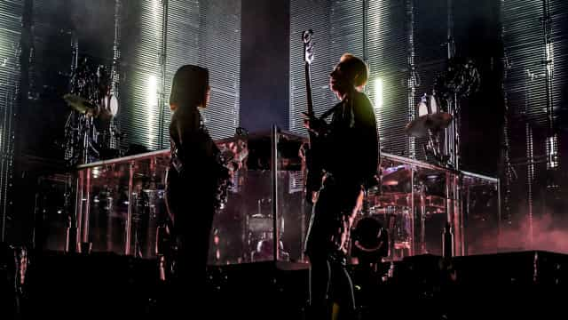 The XX com concerto emocionado para 16 mil pessoas no arranque do SBSR
