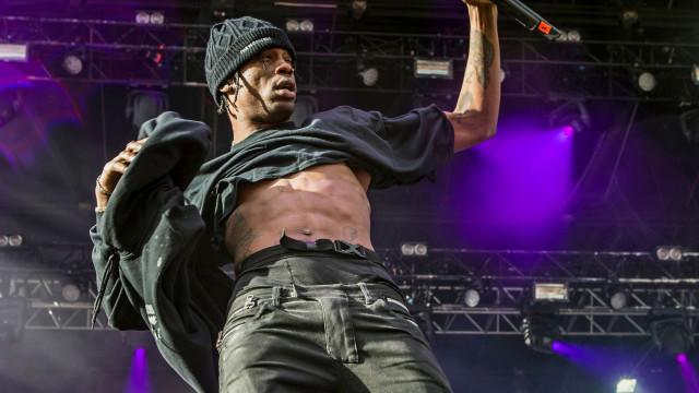 Travis Scott estreia-se hoje em Portugal em dia de hip-hop no SBSR