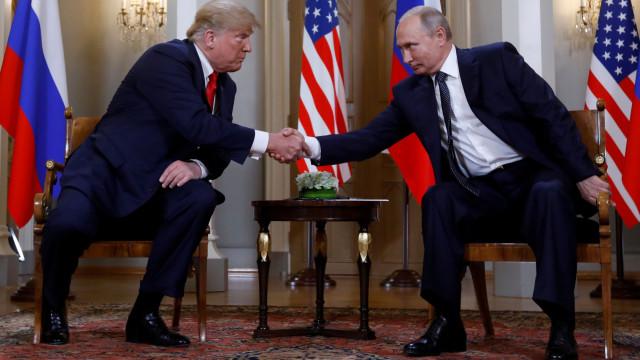 Rússia pronta para discutir visita do Vladimir Putin aos EUA