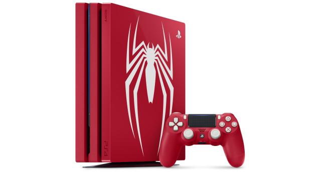 'Spider-Man' terá direito a uma PlayStation 4 muito especial