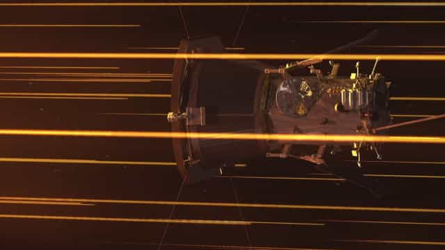 NASA explica-lhe como conseguirá enviar uma sonda até ao Sol