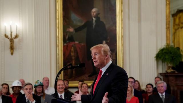 Responsável da NATO recorda a Trump princípio de defesa coletiva