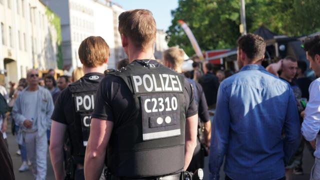 """""""Ataque violento"""" num autocarro faz vários feridos na Alemanha"""