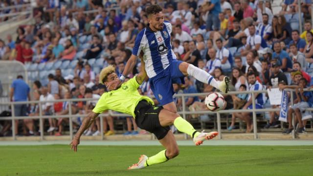 FC Porto perde com Lille. Campeão ainda com muito trabalho pela frente