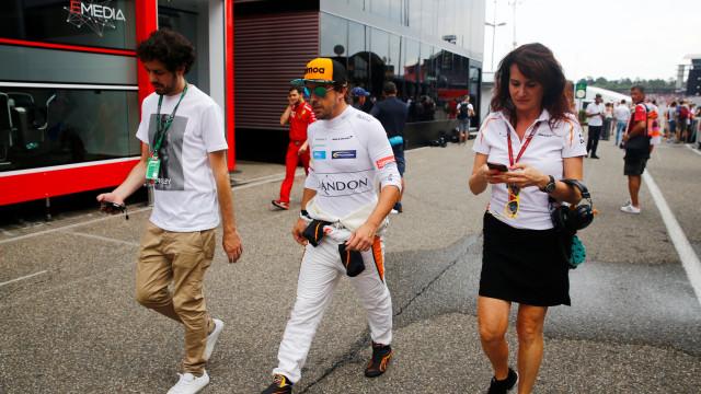 Fernando Alonso coloca prazo de validade à sua presença na competição