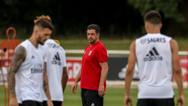 """Rui Vitória: """"Plantel ainda não está fechado"""""""