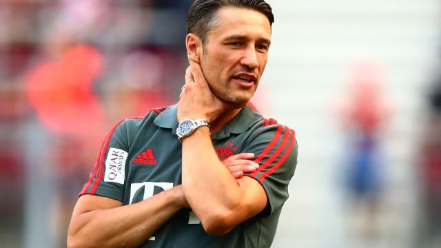 """Presidente do Bayern avisa Kovac: """"Estás a arriscar o teu pescoço"""""""