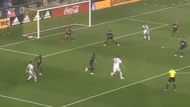 Imparável: Ibrahimovic volta a fazer das suas nos LA Galaxy