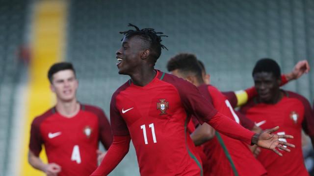 Portugal derrota Finlândia e está nas meias-finais do Europeu de sub-19