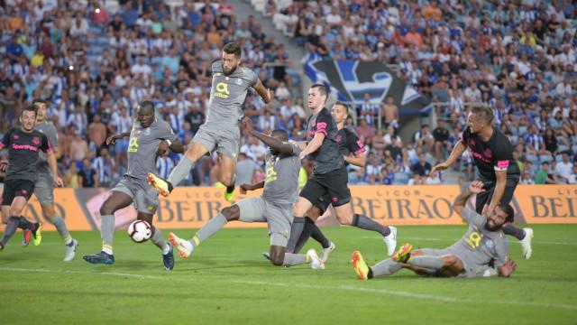 Agora, sim. FC Porto vence e convence frente ao Everton de Marco Silva