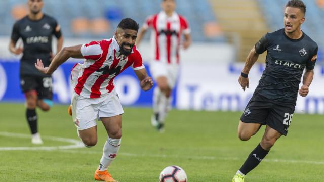 Leixões vence Académica e avança para 2.ª fase da Taça da Liga