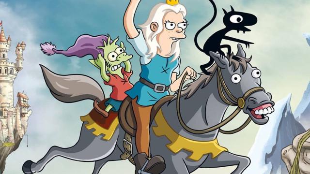 Netflix: Série de criador dos 'Simpsons' teve direito a novo trailer