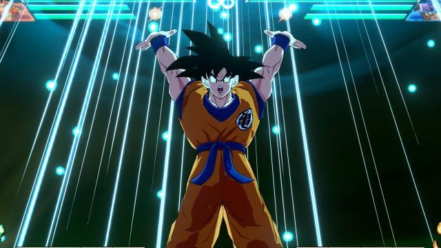 Jogo de 'Dragon Ball' recebe versões clássicas dos protagonistas
