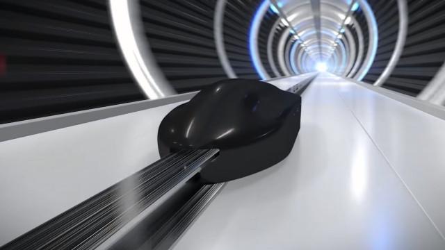 Vencedor de competição da Hyperloop atinge novo recorde de velocidade