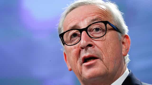 """Em Washington, Juncker vai procurar """"desdramatizar"""" tensões comerciais"""