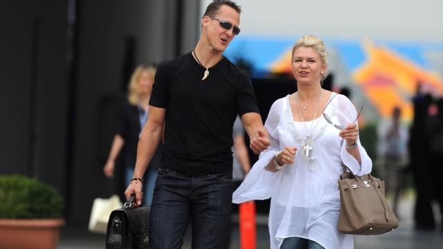 Mulher de Schumacher comprou vila que pertencia a Florentino Pérez