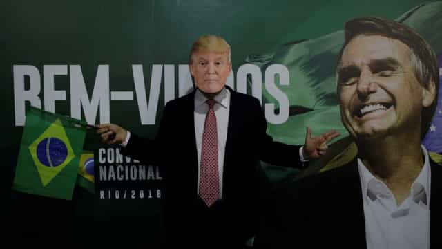 """Trump brasileiro"" apresenta candidatura às eleições no Brasil"