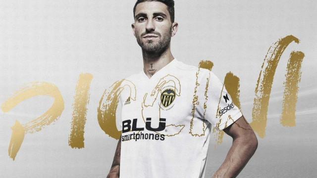 Revelados os valores da transferência de Piccini para o Valencia