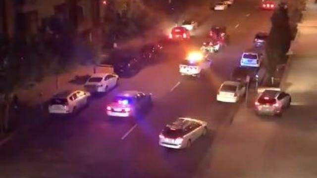 Perseguição a trator em Denver fez-se... a baixa velocidade