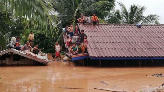 Novo balanço aponta para 31 mortos após colapso de barragem no Laos