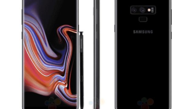 Nova fuga de informação. Galaxy Note 9 volta a surgir em imagem