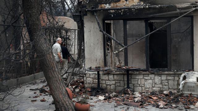 Mortes na Grécia não param de subir. Já são 85