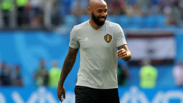 Espanhóis dizem que Barcelona pensa em Henry para o lugar de Valverde