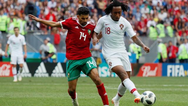 Gelson está em Madrid e espera por solução. Sporting faz queixa à FIFA