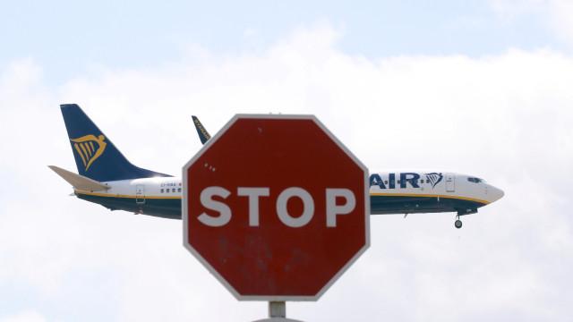 Greve da Ryanair já cancelou dez voos em Lisboa e no Porto
