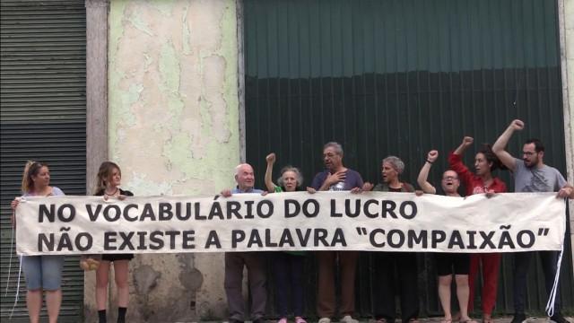 Famílias do prédio Santos Lima dizem estar a sofrer bullying imobiliário