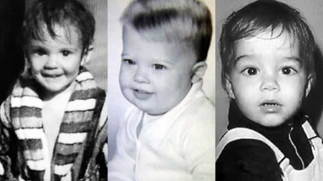 Lembra-se de como eram estas celebridades?