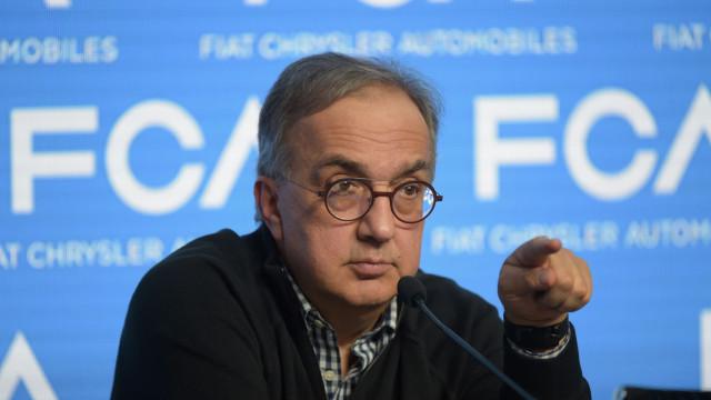 Morreu Sergio Marchionne, antigo CEO da FIAT Chrysler