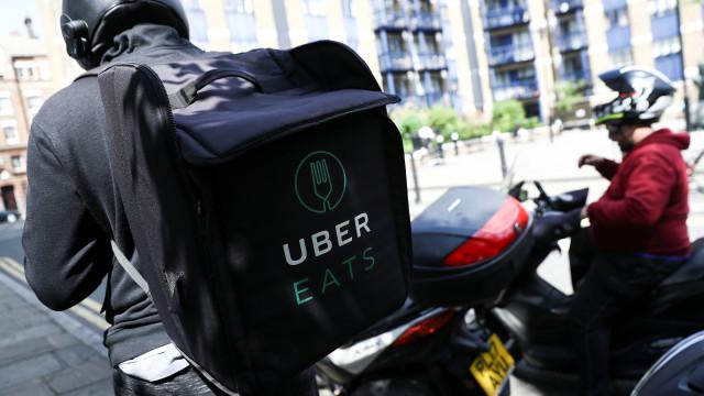 Uber Eats celebra um ano em Portugal e 'acelera' até Coimbra