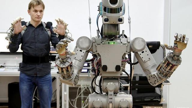 Rússia quer enviar para o Espaço uma tripulação de robots