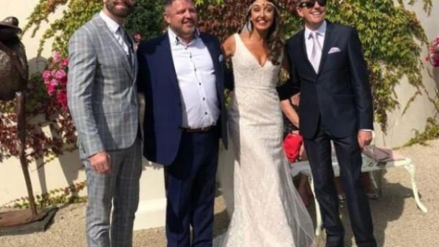 Casal que ficou noivo em Portugal foi apanhado por fogo na Grécia