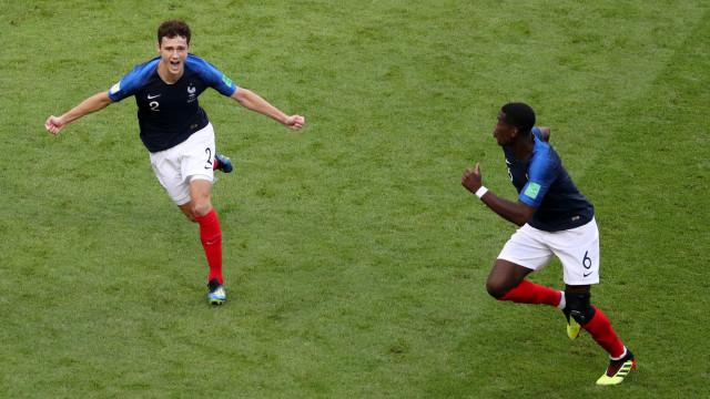 Já foi eleito o melhor golo do Mundial e não é de Cristiano Ronaldo