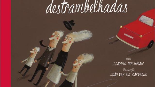 Hochman e Vaz de Carvalho retratam 'Famílias Destrambelhadas'