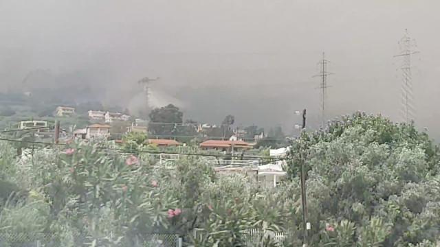 Número de mortos nos incêndios na Grécia subiu para 81