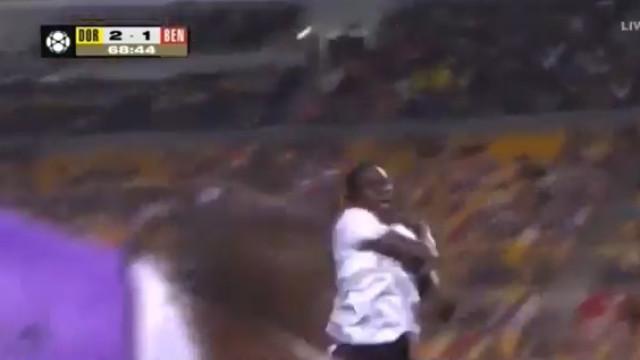 Foi assim que Alfa Semedo se estreou a marcar pelo Benfica