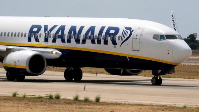 Sindicatos escrevem carta aos acionistas da Ryanair criticando gestão