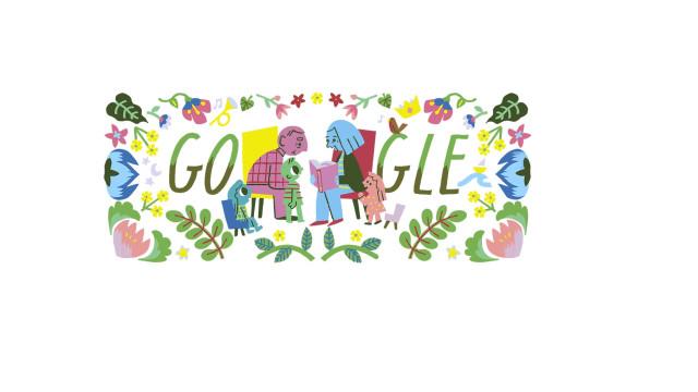 Google assinala o sempre especial Dia dos Avós